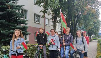 Молодёжный велопробег