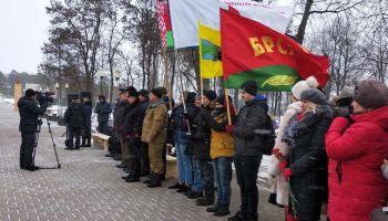 К 75-летию освобождения Рогачёва
